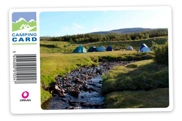 Campingkarte kaufen