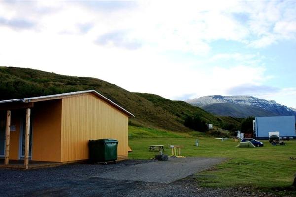 Aðstaðan á Sauðárkróki