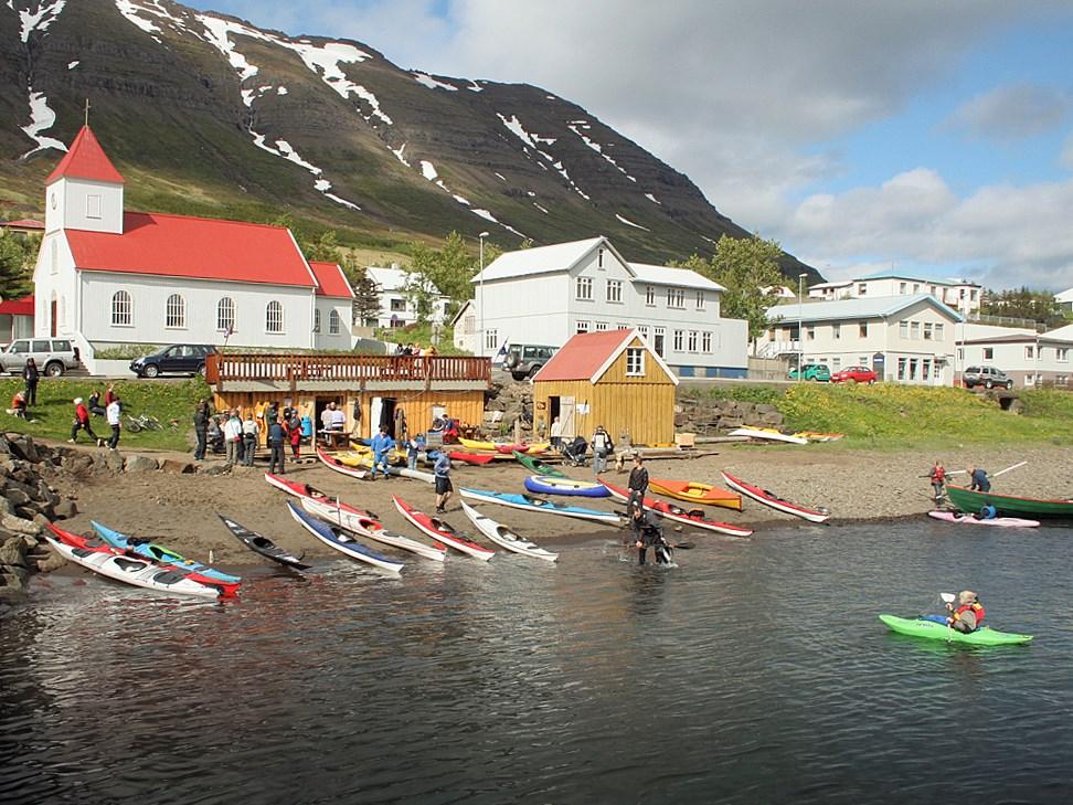 Kajakklúbbur Neskaupsstaðar